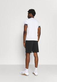 Ellesse - ALENTE - T-shirt med print - white - 2