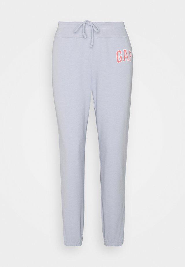 FASH - Teplákové kalhoty - jet stream blue