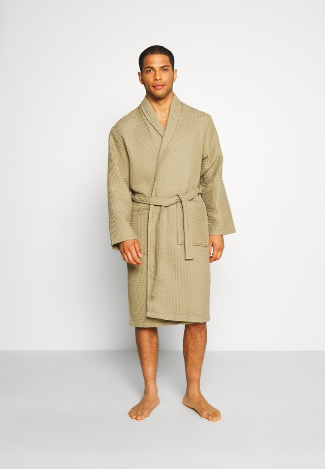 Dressing gown - khaki
