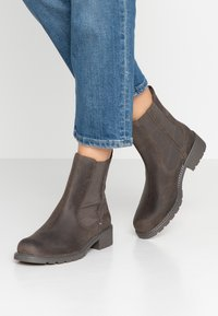 Clarks - Classic ankle boots - grey - 0