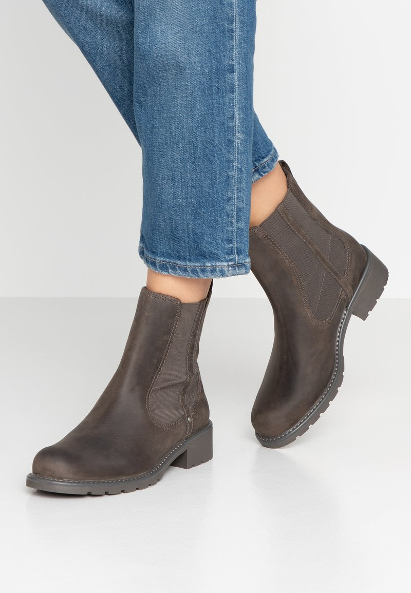 Clarks - Classic ankle boots - grey