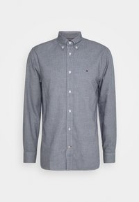 Tommy Hilfiger - DOBBY - Shirt - carbon navy - 3