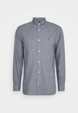 DOBBY - Shirt - carbon navy