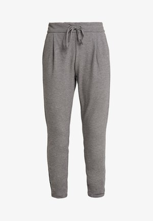 VMEVA LOOSE STRING PANTS - Trousers - medium grey