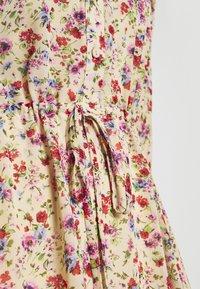 ONLY - ONLPAULA DRESS - Maxi-jurk - sand - 4