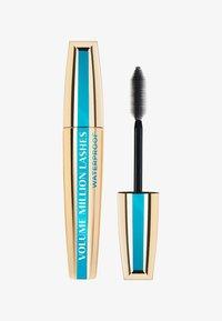 L'Oréal Paris - VOLUME MILLION LASHES - Mascara - waterproof schwarz - 0
