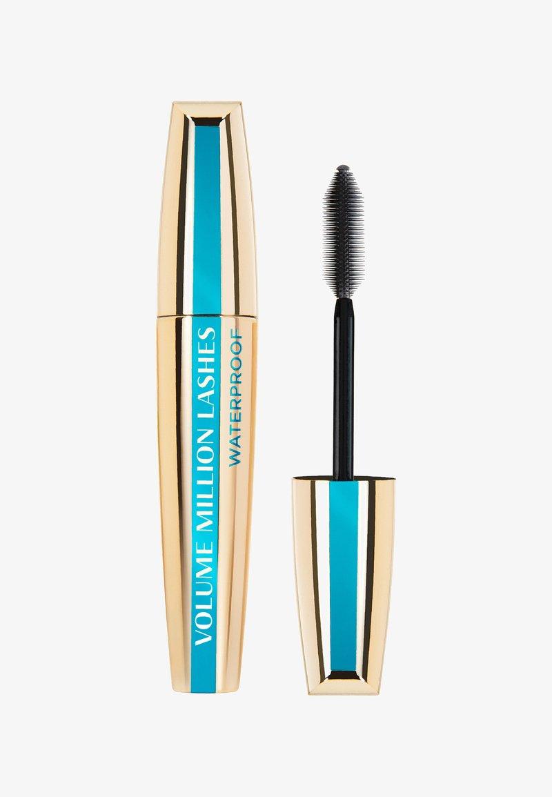 L'Oréal Paris - VOLUME MILLION LASHES - Mascara - waterproof schwarz