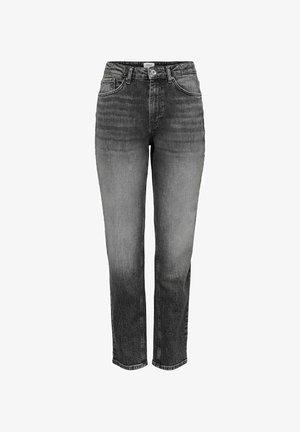 VENEDA - Slim fit jeans - dark grey denim