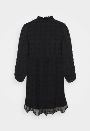 VMFLUFFY DRESS - Kjole - black