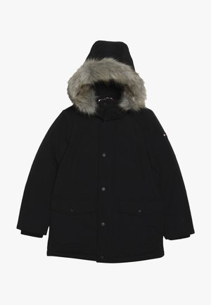 TECH  - Winter coat - black