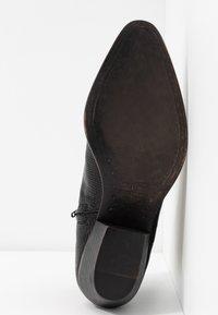 San Marina - CALYSTA - Ankle boots - black - 6