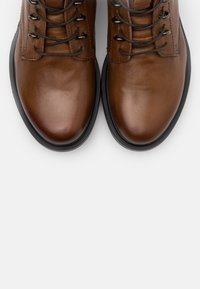 MJUS - Šněrovací kotníkové boty - penny - 5