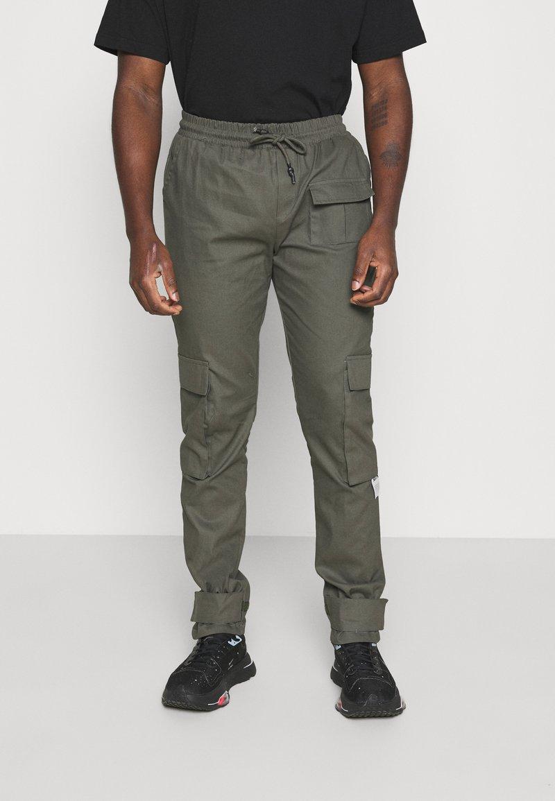 Sixth June - PANT - Cargo trousers - khaki