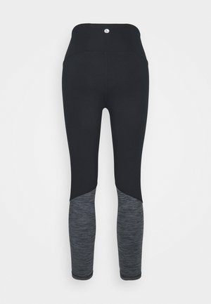 SO SOFT - Legging - black marle splice