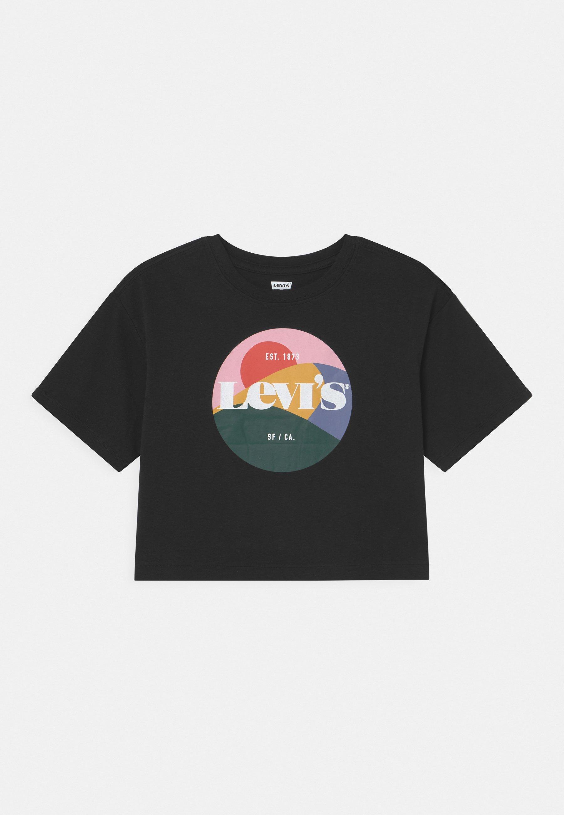 Kids HIGH RISE - Print T-shirt