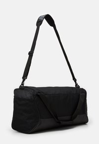 Nike Performance - DUFF UNISEX - Sports bag - black/black/black - 1