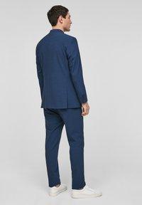 s.Oliver BLACK LABEL - SLIM FIT - Giacca elegante - blue - 2