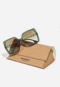Burberry - Sunglasses - green - 2