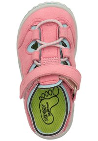 Pepino - First shoes - rosato/turquoise 323 - 1