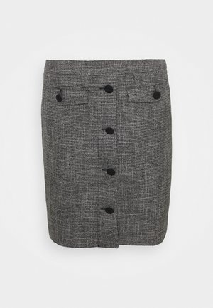 Mini skirt - dark grey