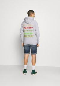 Denim Project - MOJO HOODIE - Sweatshirt - light grey - 2