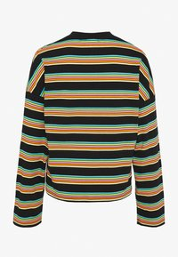 The Ragged Priest - SKATER - Long sleeved top - black/rainbow - 1