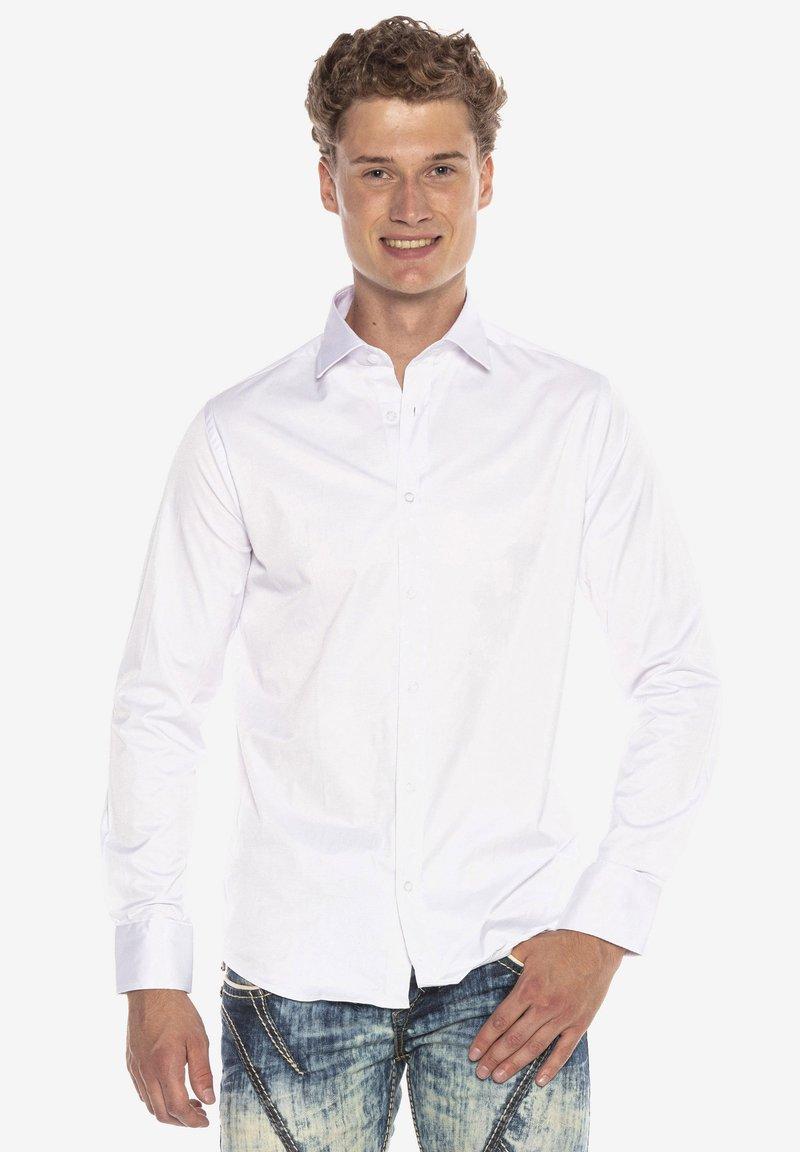 Cipo & Baxx - Formal shirt - weiss