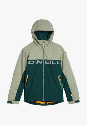 FELSIC - Snowboard jacket - panderosa pine