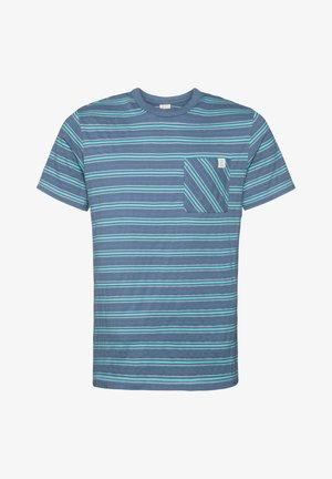 PRENTON - T-shirt print - empire blue
