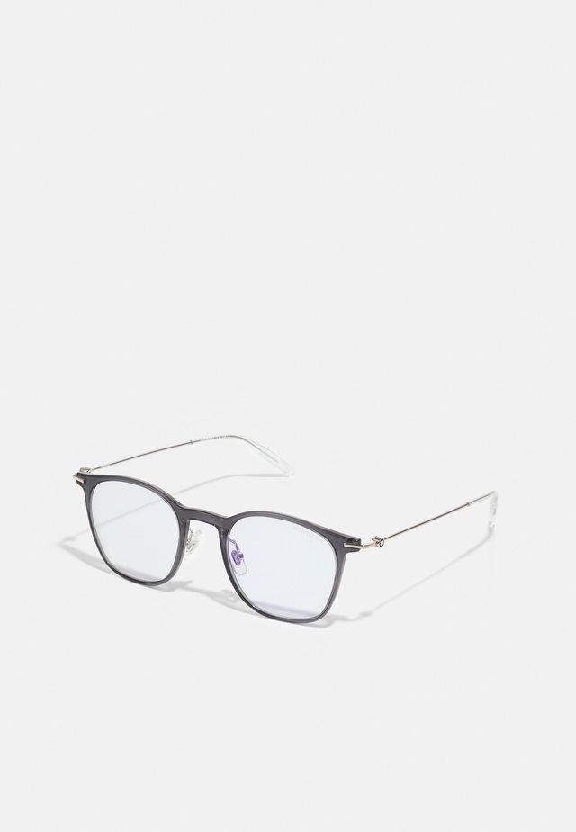 BLUE & BEYOND - UNISEX  BLUE LIGHT & PHOTOCHROMIC SUNGLASSES  - Sunglasses - grey/silver-coloured/light blue