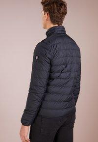 EA7 Emporio Armani - Down jacket - night blue - 2