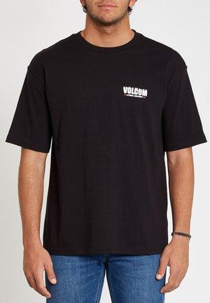 COMPANYSTONE LSE SS - T-shirt print - black