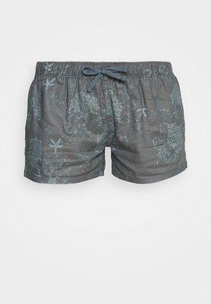 ISLAND BAGGIES SHORTS - Urheilushortsit - plume grey