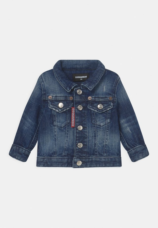 UNISEX - Denim jacket - blue denim