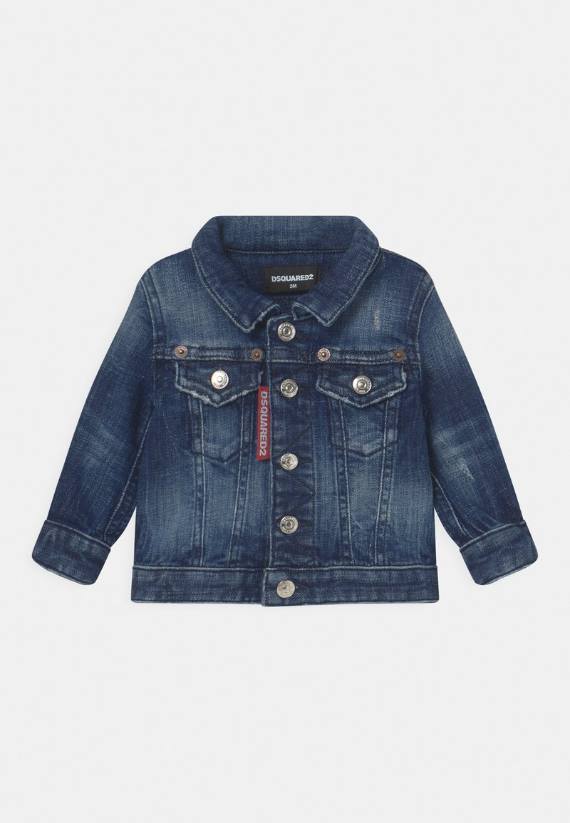 Dsquared2 - UNISEX - Denim jacket - blue denim
