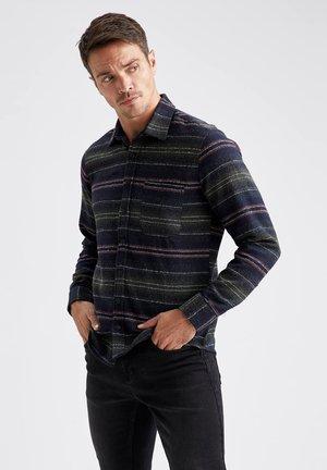 OVERSHIRT - Shirt - khaki