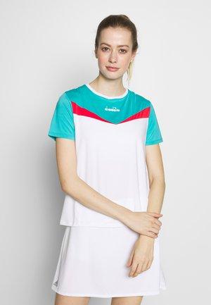 Camiseta estampada - optical white