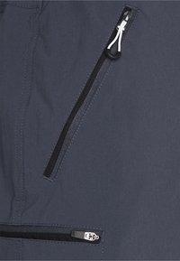 Regatta - XERT STRSHORT - Sportovní kraťasy - seal grey - 2