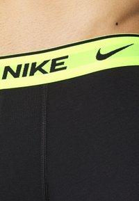 Nike Underwear - TRUNK 2PK COTTON STRETCH - Pants - black - 4