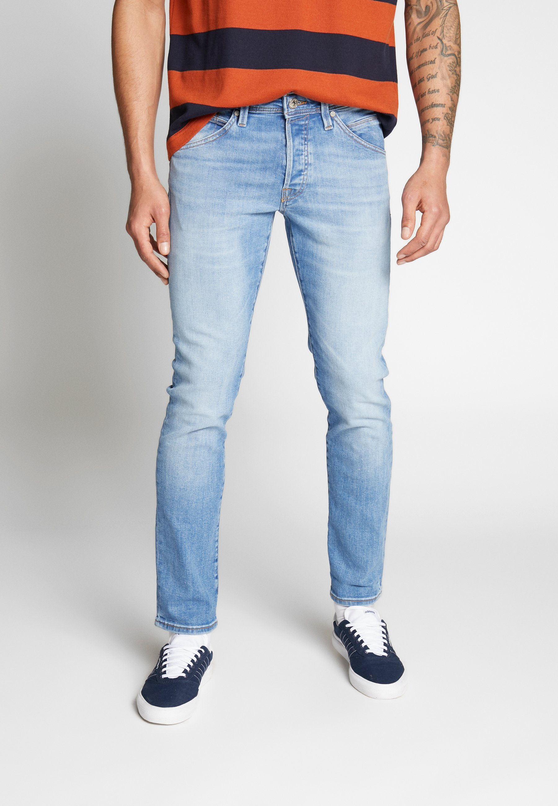 Men JJIGLENN JJFOX - Slim fit jeans