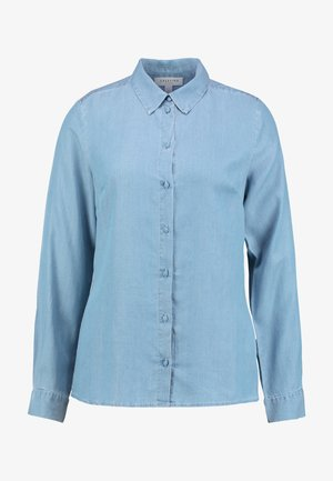 SLFMATTIE - Skjortebluser - light blue