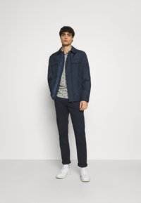 Selected Homme - SLHARVEY QUILTED - Light jacket - sky captain - 1
