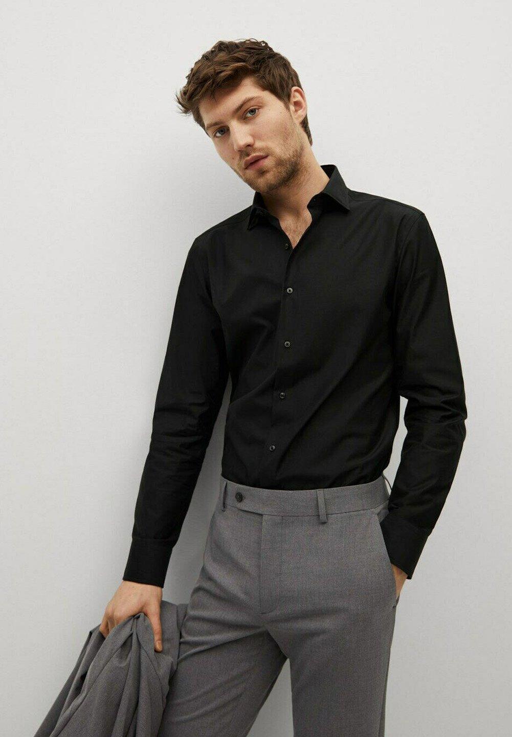 Uomo EMERITOL SLIM FIT  - Camicia elegante