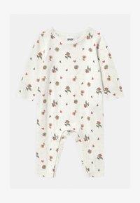 Cotton On - LONG SLEEVE UNISEX - Pyjama - vanilla - 0