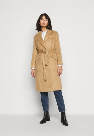 MANHATTAN BELTED - Cappotto classico - camel