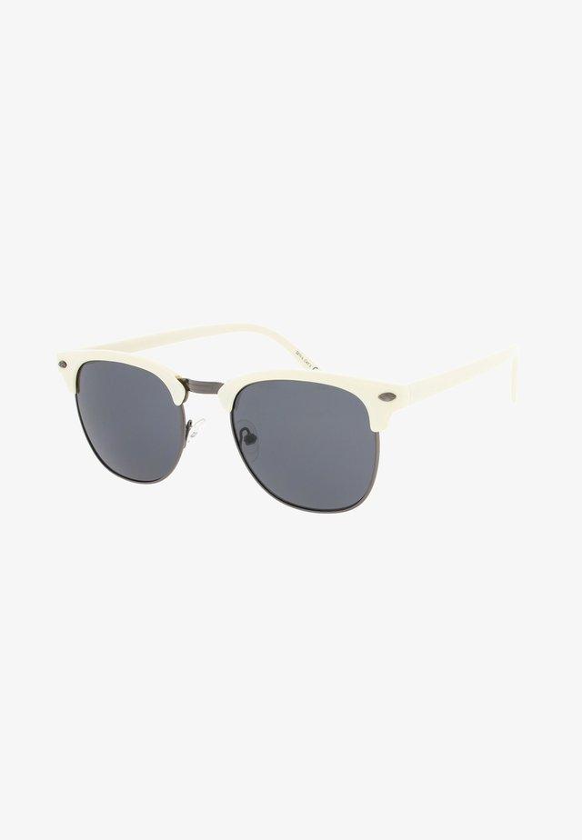CAIRO - Sluneční brýle - off white