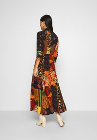Desigual - TURIN DESIGNED BY CHRISTIAN LACROIX - Maxi dress - granate oscuro - 2