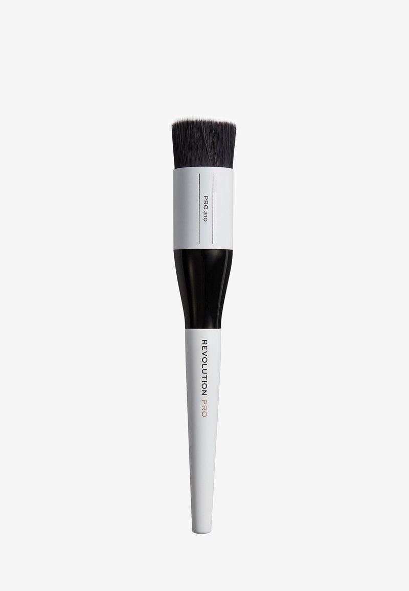 Revolution PRO - ROUND WELL BUFFING BRUSH - Makeup brush - -