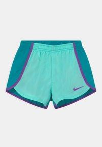 Nike Sportswear - SPRINTER SET - Camiseta estampada - aquamarine - 2