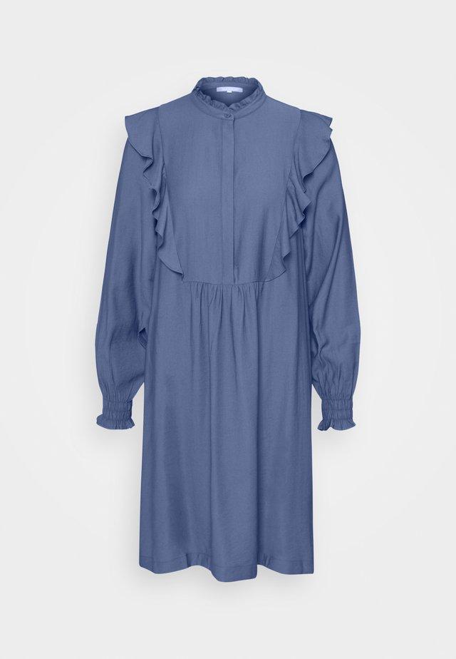 BARBARA DRESS - Kjole - bijou blue